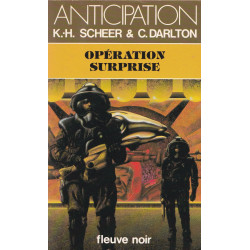 Anticipation - Fiction (1220) - Opération surprise