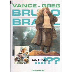 Bruno Brazil (11) - La fin