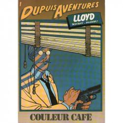 Lloyd (1) - Couleur café - Dupuis Aventures (1)
