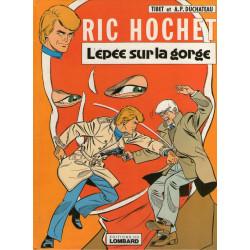 Ric Hochet (27) - L'épée sur la gorge