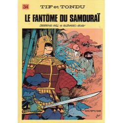 Tif et Tondu (34) - Le fantôme du samouraî