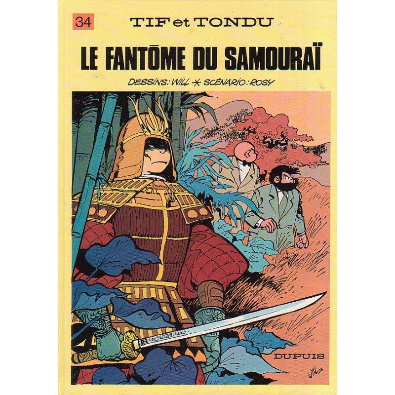 1-tif-et-tondu-34-le-fantome-du-samourai