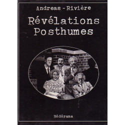Andreas - Révélations posthumes