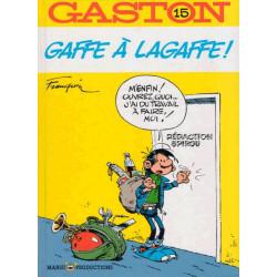 Gaston Lagaffe (15) - Gaffe à Lagaffe