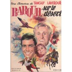 Tanguy et Laverdure (14) - Baroud sur le désert