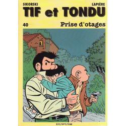Tif et Tondu (40) - Prise d'otages