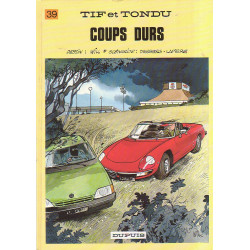 Tif et Tondu (39) - Coups durs
