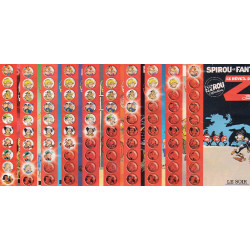 Spirou - collection 10 titres