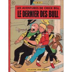 Chick Bill (18) - Le dernier des Bull