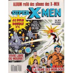 Super X men - Vivre libre ou mourir - La reine des Morlocks
