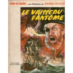 Barbe-Rouge (6) - Le vaisseau fantôme