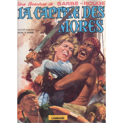 Barbe-Rouge (16) - La captive des mores