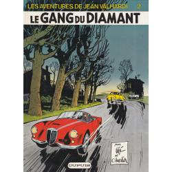 Valhardi (2) - Le gang du diamant