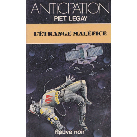 Anticipation - Fiction (1039) - L'étrange maléfice
