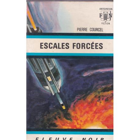 Anticipation - Fiction (487) - escales forcées