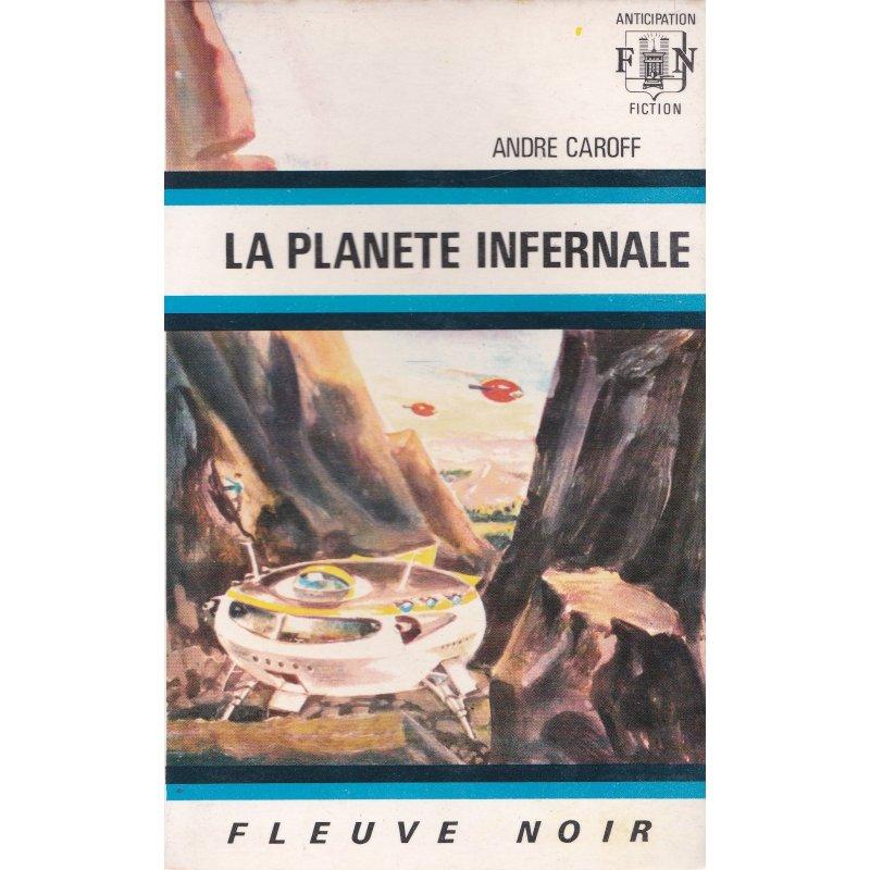 Anticipation - Fiction (529) - La planète infernale