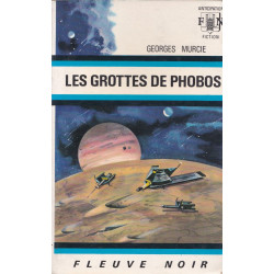 Anticipation - Fiction (536) - Les grottes de Phobos