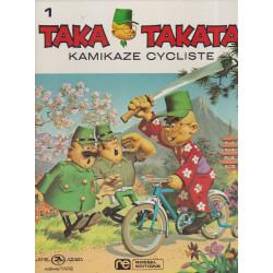 Taka Takata (3) - Kamikaze cycliste