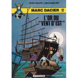 Marc Dacier (12) série 2 - L'or du Vent d'Est