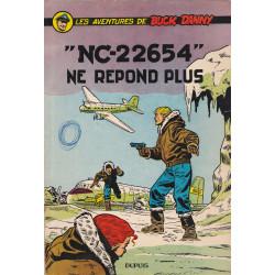 Buck Danny (15) - NC-22654 ne répond plus