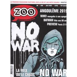 Zoo (69) - Angoulème 2019 - No war