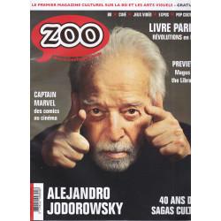 Zoo (70) - Alejandro Jodorowsky - 40 ans de sagas culte