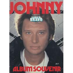 Johnny Halliday (Album souvenir) - Johnny (HS) - Super bravo