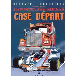 Les Casseurs - Alain Chevallier (HS) - Case départ