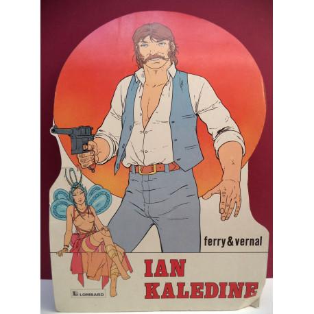 Ian Kaledine (HS) - Silhouette