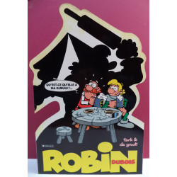 Robin Dubois (HS) - Silhouette