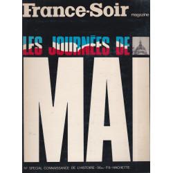 France soir - Les journées de mai