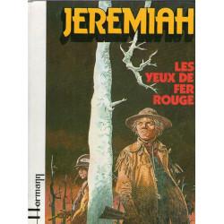 Jérémiah (4) - Les yeux de fer rouge