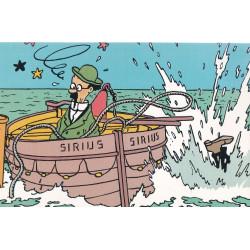 Tintin - Q8 et concours Tintin