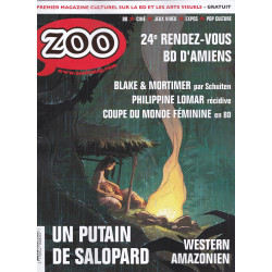 Zoo (71) - Un putain de salopard
