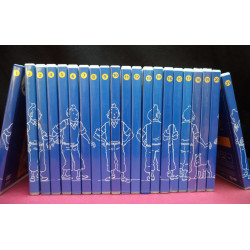 TINTIN collection complète DVD