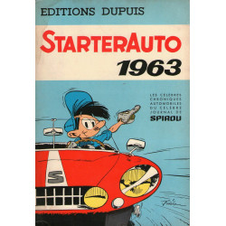 Starter (0) - Starterauto 1963