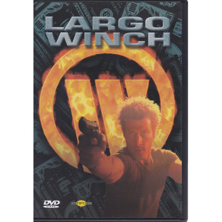 Largo Winch (HS) - DVD de 2 épisodes
