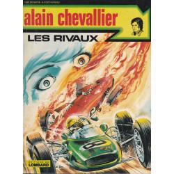 Alain Chevallier (1) - Les rivaux
