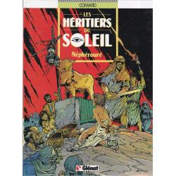 Les héritiers du soleil (5) - Néphérouré