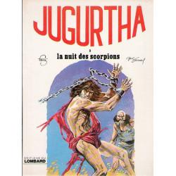 Jugurtha (3) - La nuit des scorpions