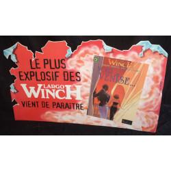 Largo Winch (HS) - Silhouette - Voir Venise