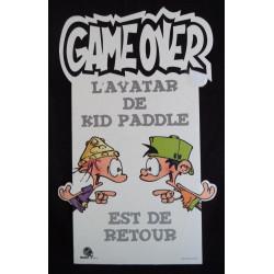 Game Over (HS) - Silhouette - Est de retour