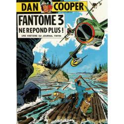 Dan Cooper (10) - Fantôme 3 ne répond plus