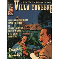 Les enquêtes du commissaire Raffini (3) - Villa ténèbre