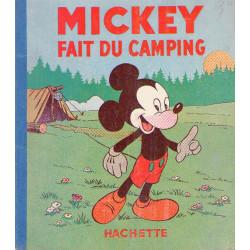 Les aventures de Mickey (5) - Mickey fait du camping