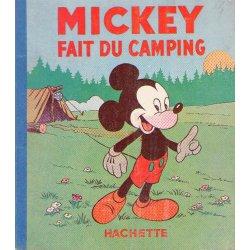 Mickey (5) - Mickey fait du camping
