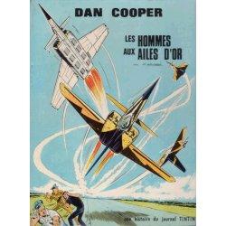 Dan Cooper (15) - Les hommes aux ailes d'or