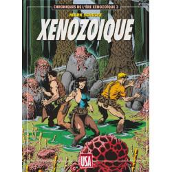 Chroniques de l'ère xénozoïque (3) - Xénozoïque