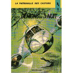 La patrouille des castors (18) - Les démons de la nuit