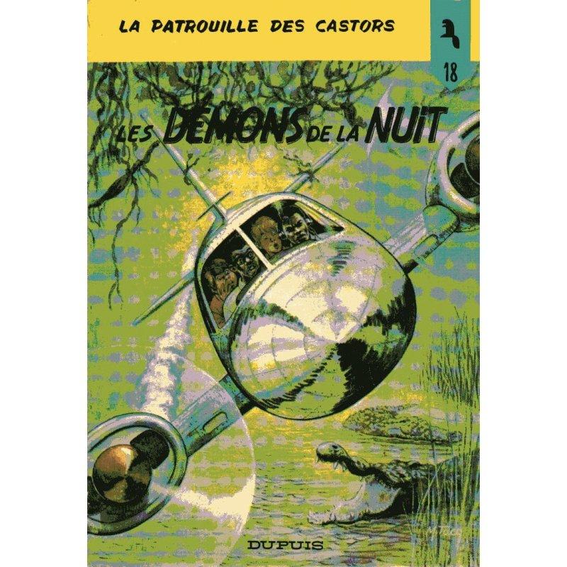 1-la-patrouille-des-castors-18-les-demons-de-la-nuit